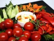 köögiviljad sweet chilli