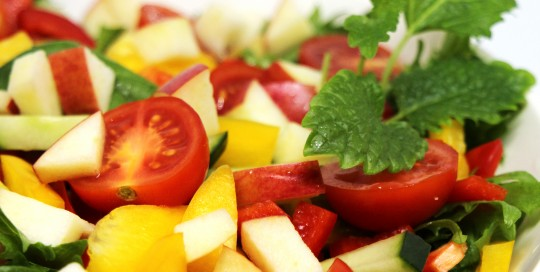 värske salat